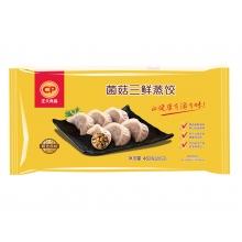 正大菌菇三鲜蒸饺一袋23g*20个