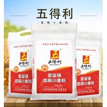 五得利金富强高筋小麦粉25KG