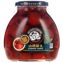 芝麻官700g红果罐头