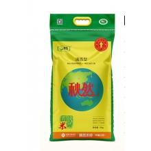 秋然富硒香米黑龙江地理标志性产品绿色食品5kg