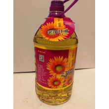 幸福家庭葵花籽油5L