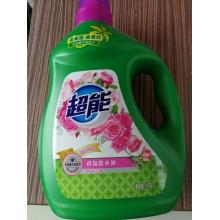 超能香氛洗衣液3kg